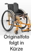 Rollstuhl / faltbarer Kinderrollstuhl