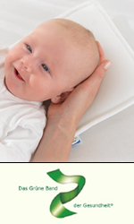 Babykopfkissen von Theraline