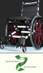 Rollstuhl Sessio von Sitz!
