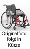 Rollstuhl / faltbarer Rollstuhl