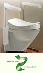 Comfort-Toilettensitz von Preventomed