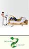 Motomod letto2 Beine/Arme von Reck-Technik