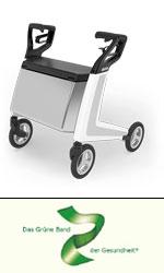 Elektro-Rollator beactive+e von Bemotec